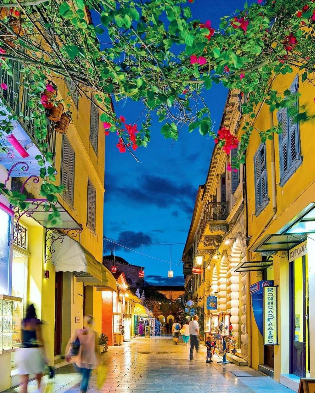 Ναύπλιο  Παλιά πόλη, Βασ. Κωνσταντίνου