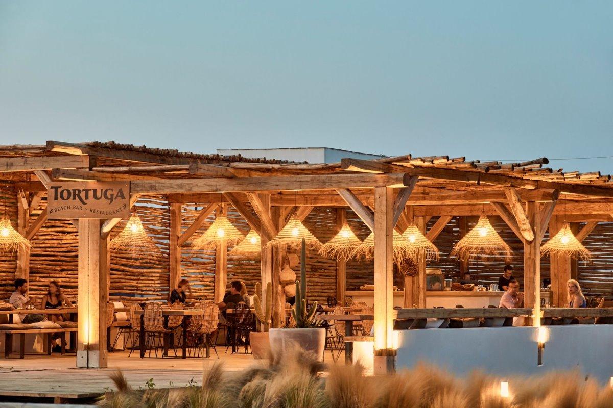 Naxian by the Beach Νάξος Tortuga διάσημο εστιατόριο