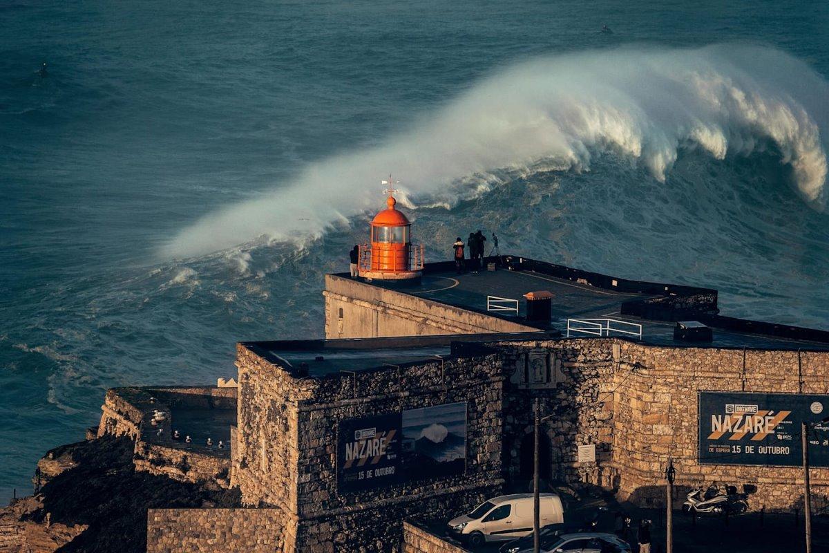Nazare Πορτογαλία