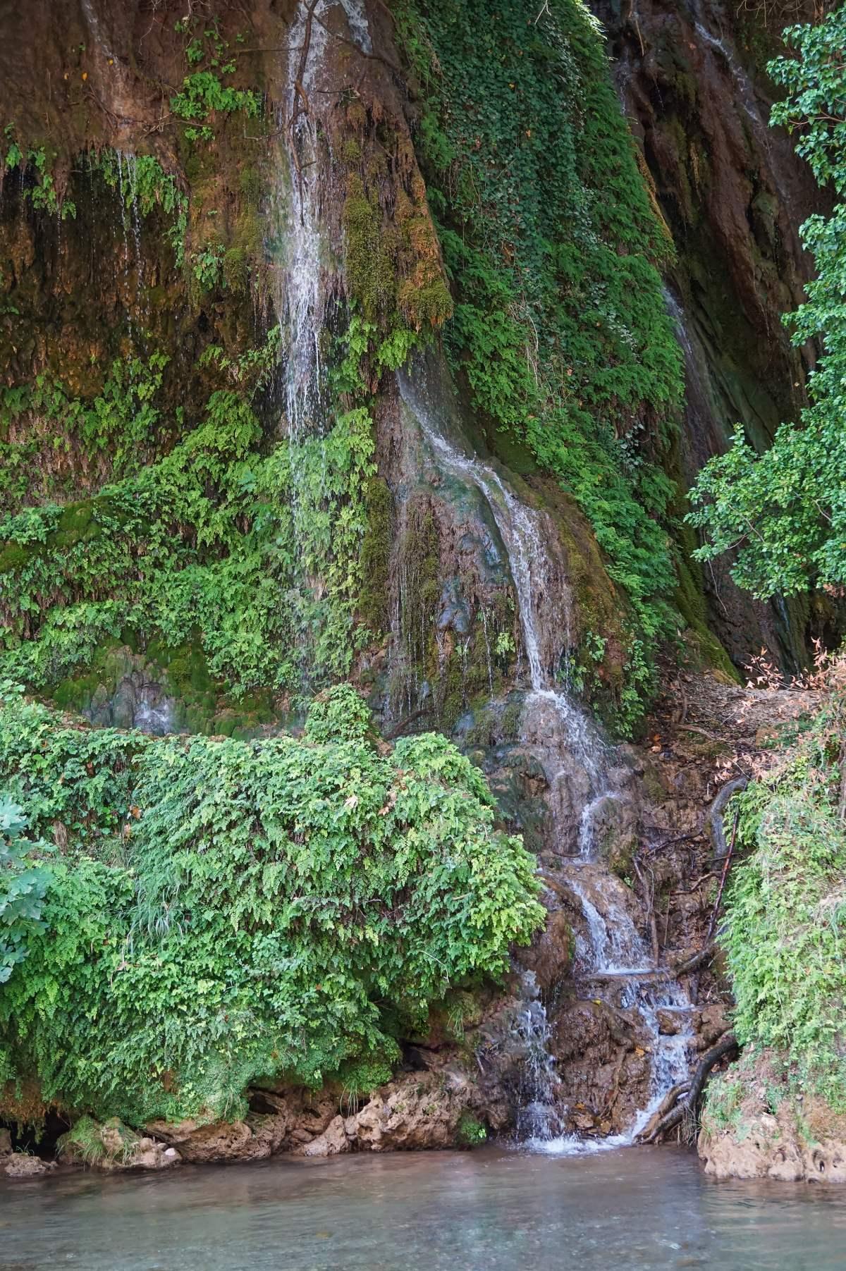 Καταρράκτες Νεμούτας, Ηλεία - Αρχαία Ολυμπία