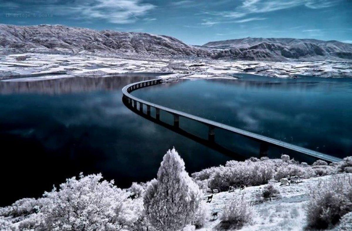 Νεράιδα Κοζάνης χιόνια