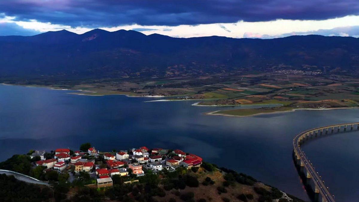 Νεράιδα Κοζάνης θέα