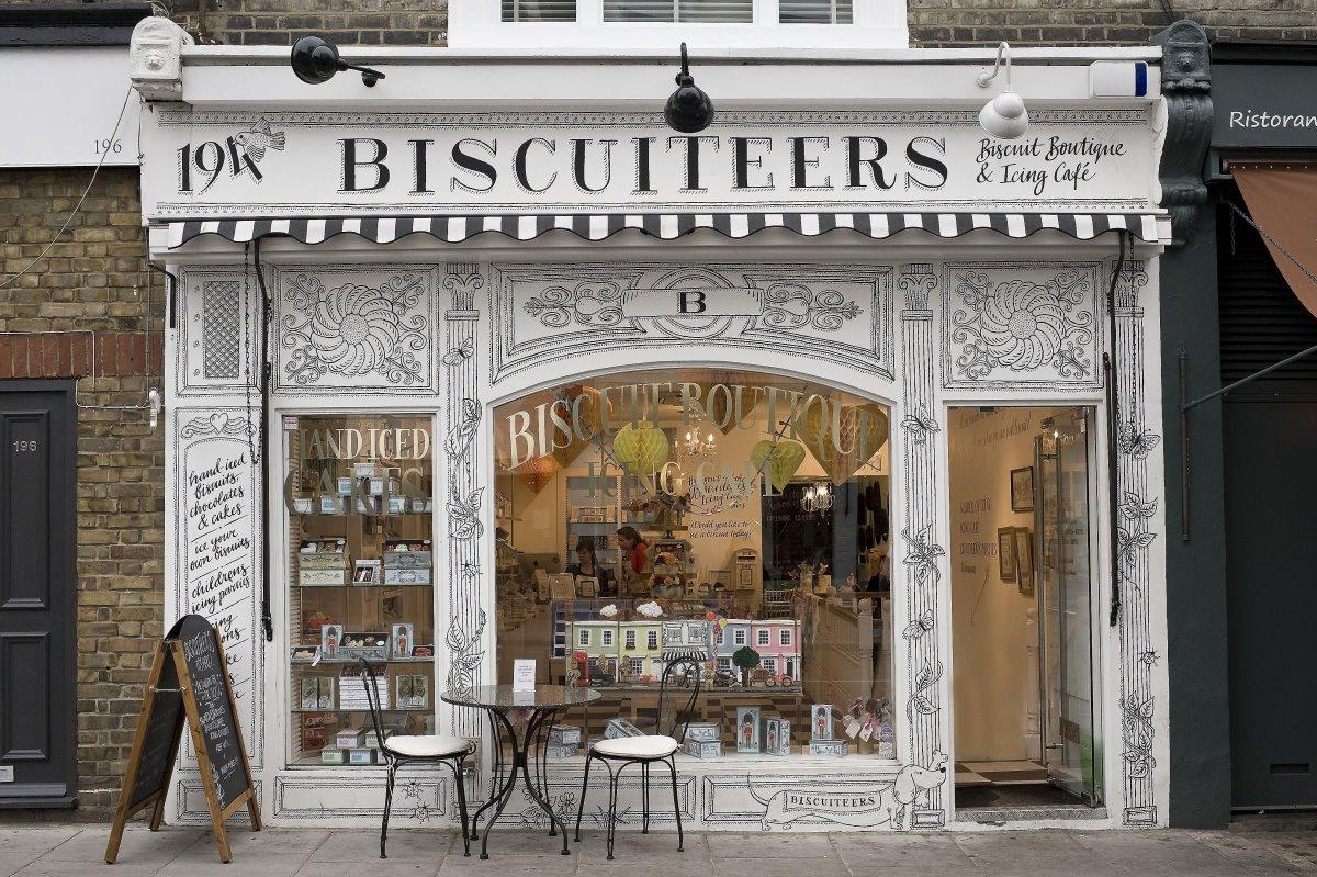 Biscuiteers Boutique and Icing Café Λονδίνο