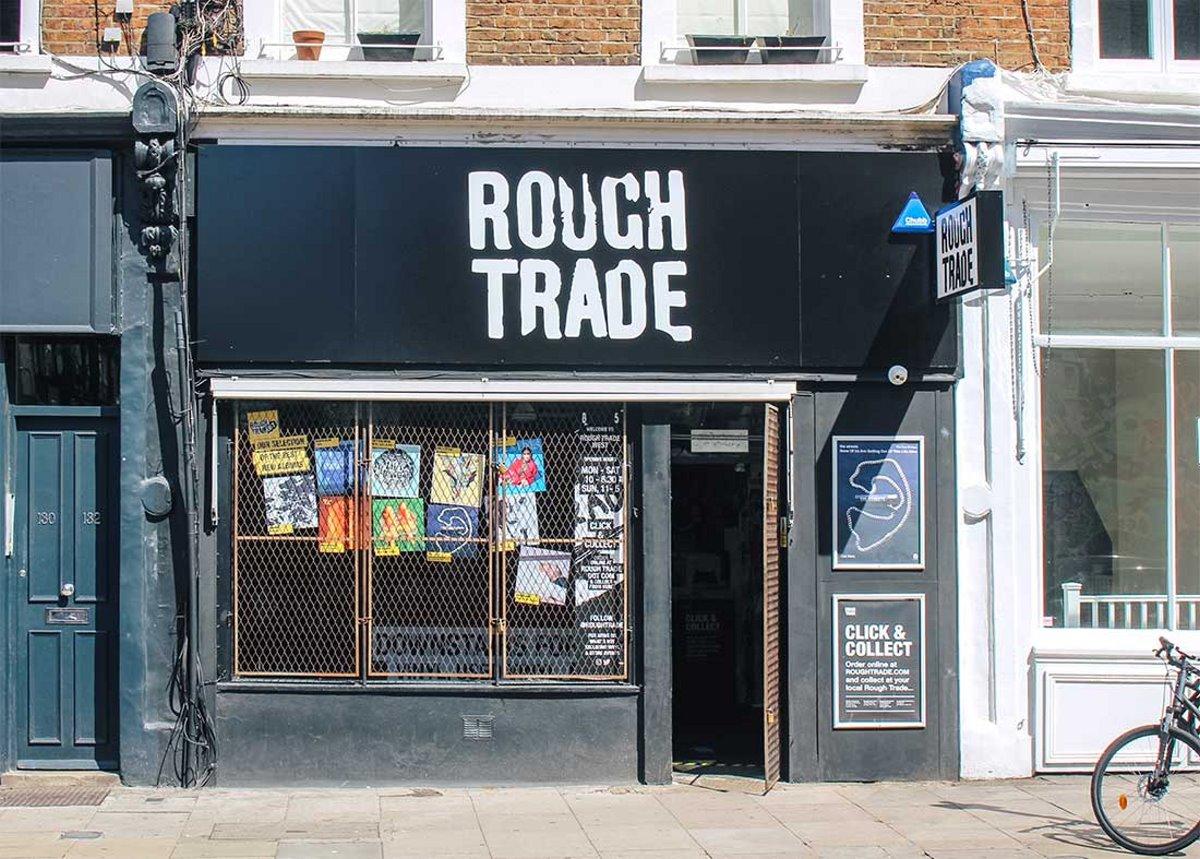 Rough Trade Νότινγκ Χιλ Λονδίνο