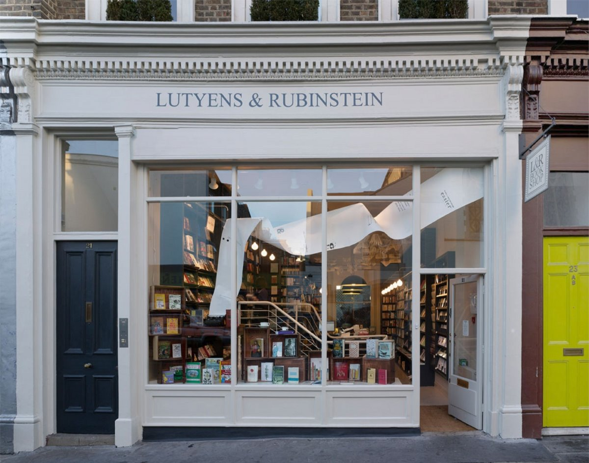 Luytens and Rubinstein στο Νότινγκ Χιλ