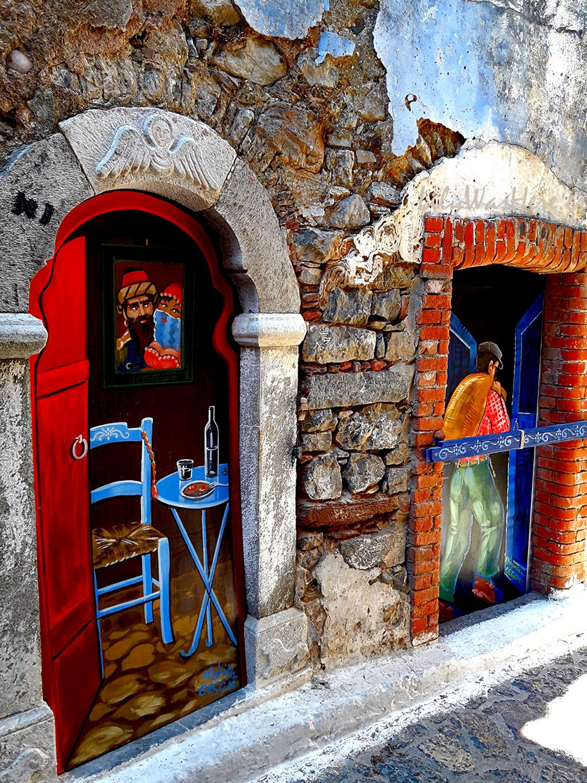 Ολύμποι, Χίος