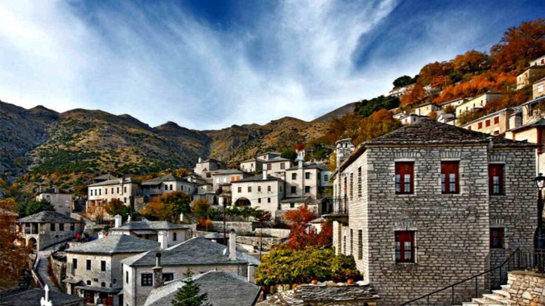 Ωραιότερα ελληνικά χωριά