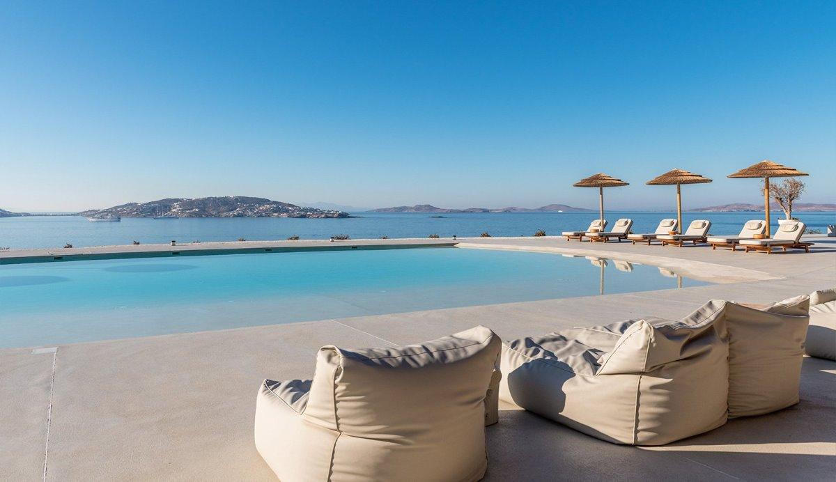 Destino Pacha Mykonos πισίνα