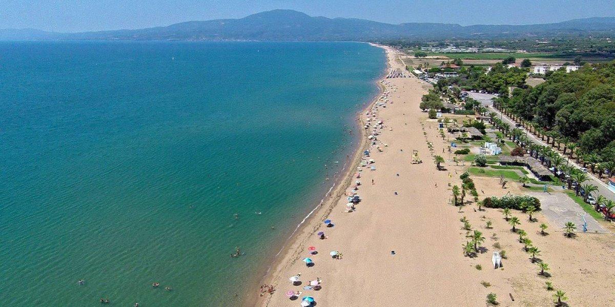 Παραλία Μπούκα Μεσσήνη