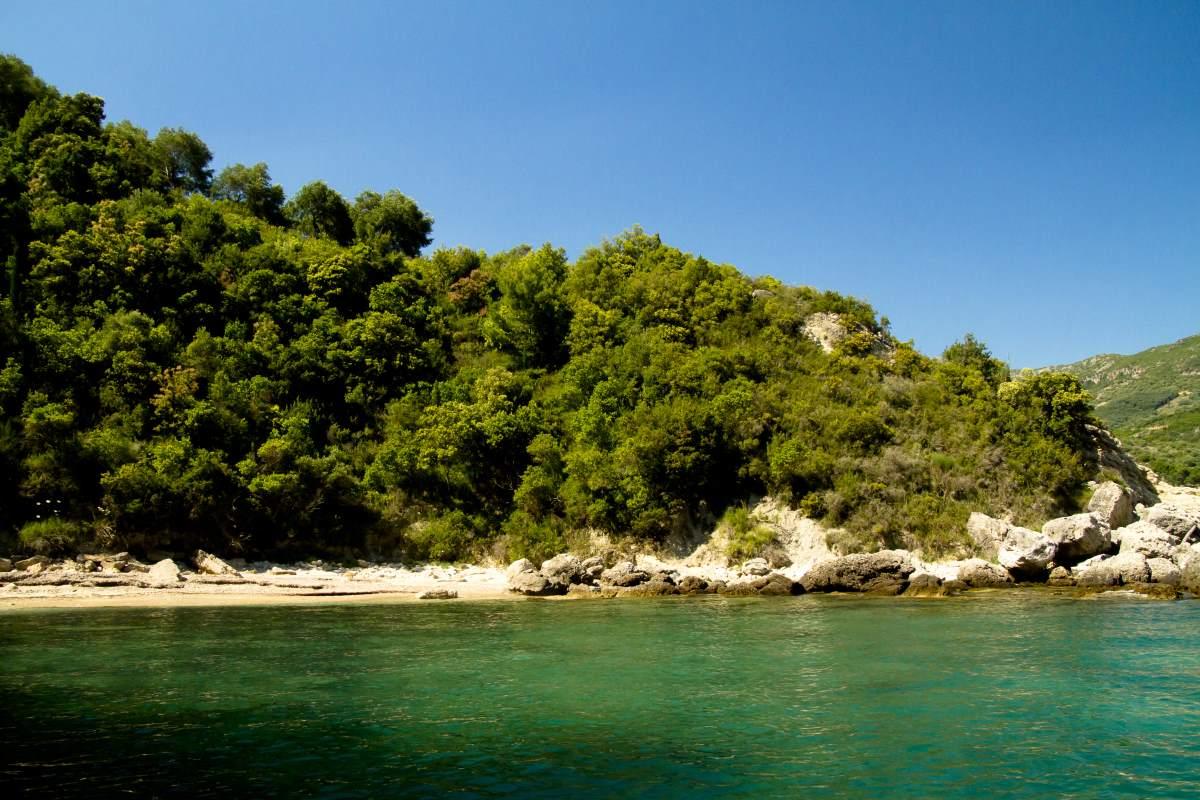 Πάργα παραλίες