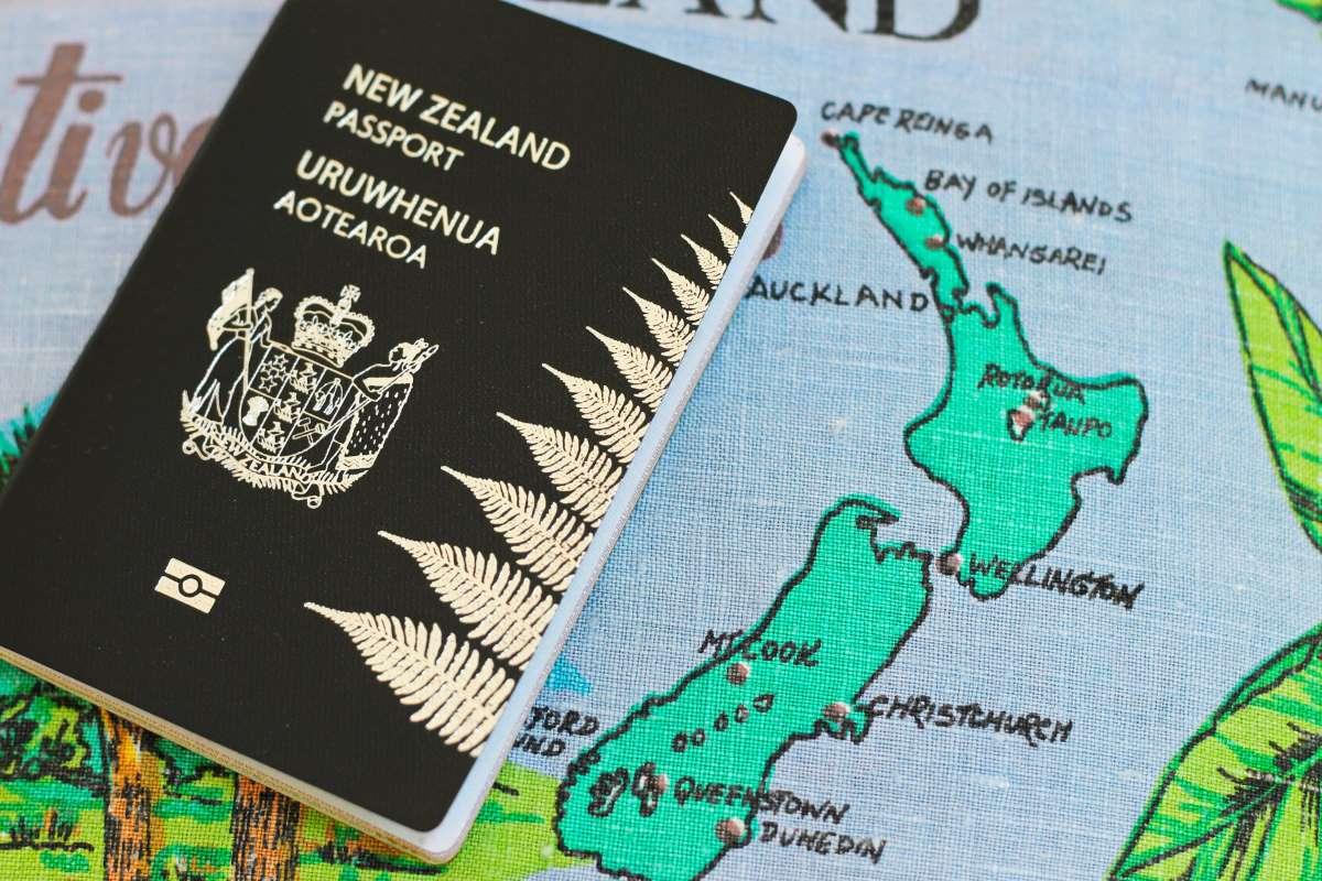 Μαύρο διαβατήριο