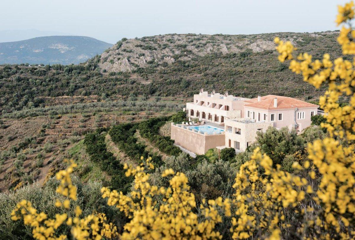 Περιβόλι ξενοδοχείο Ναύπλιο