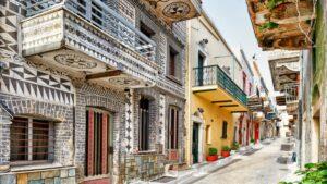 1+1: Τα ομορφότερα χωριά των νησιών του Αιγαίου!