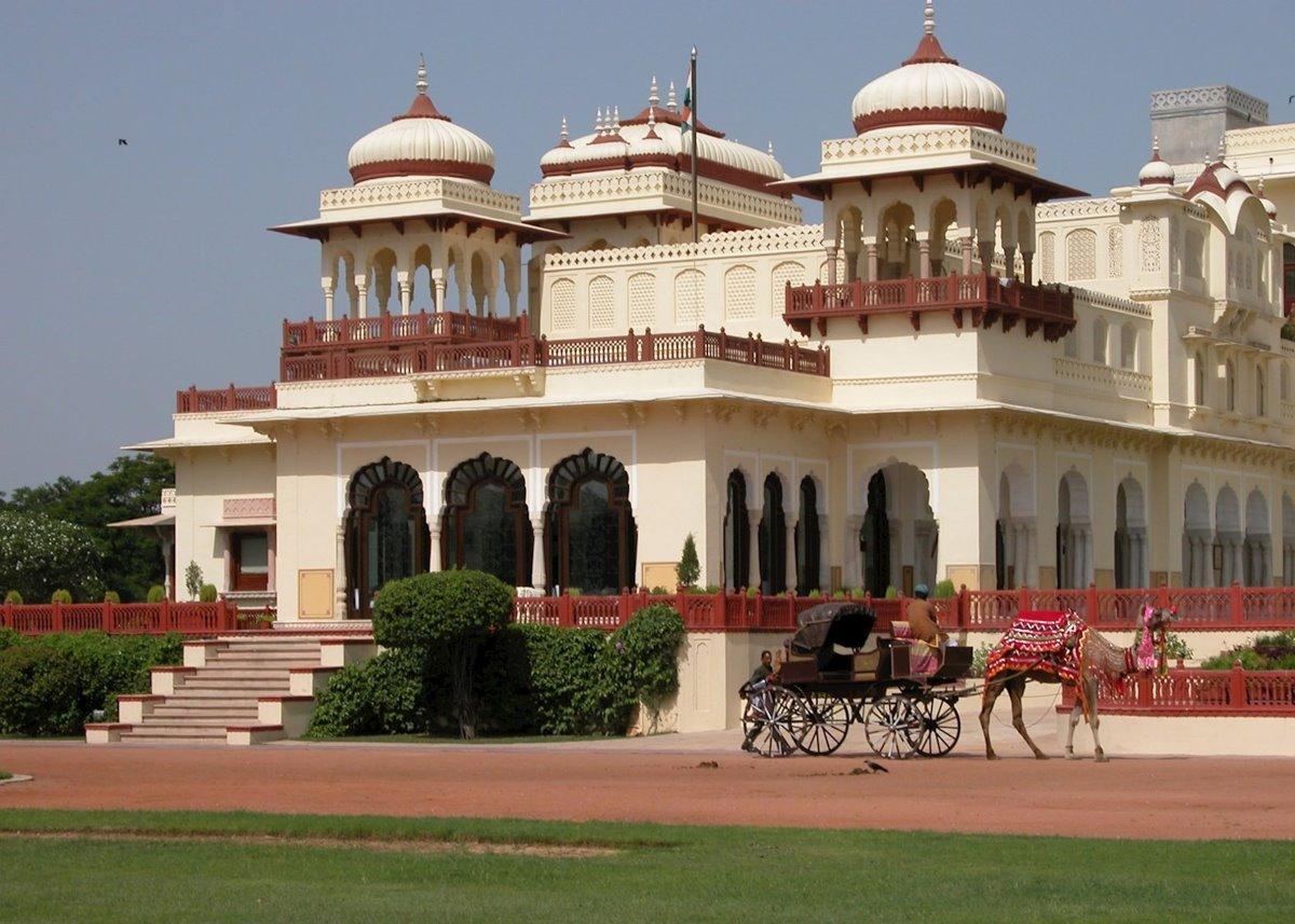 Rambagh Palace, Τζαϊπούρ, Ινδία