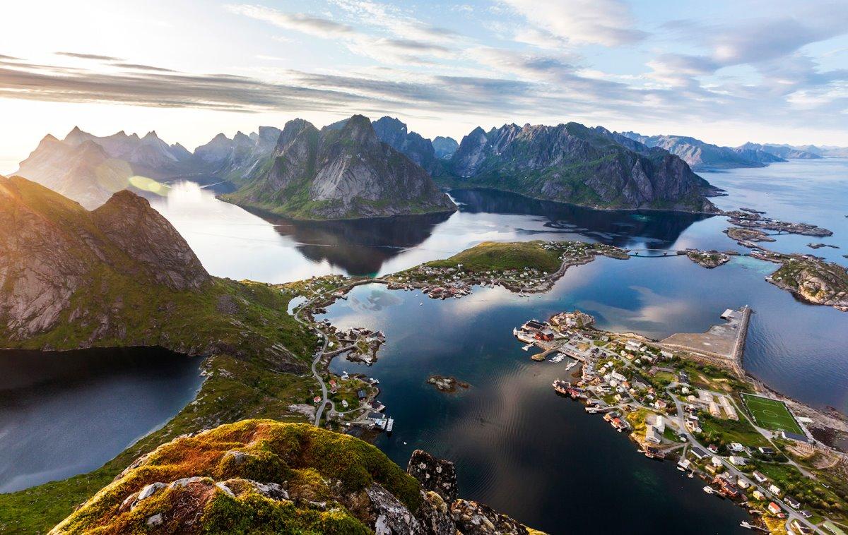 Reine Νορβηγία