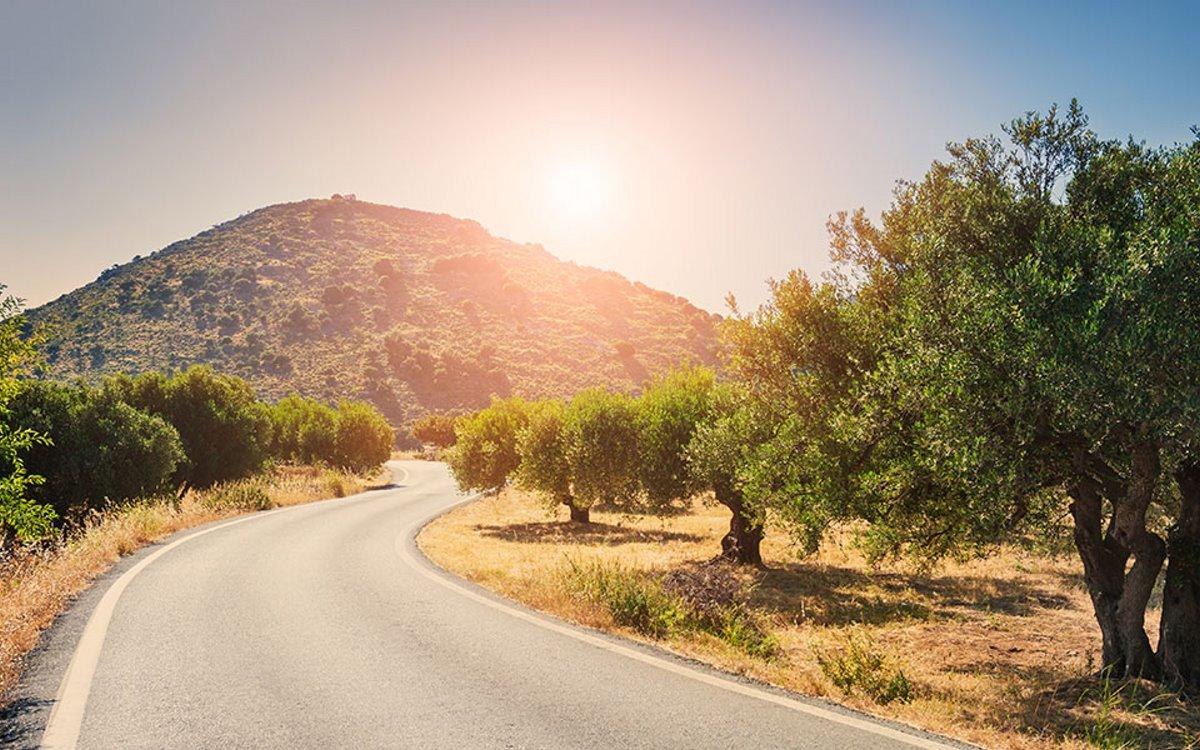 Οδικές διαδρομές Ελλάδα καλύτερες