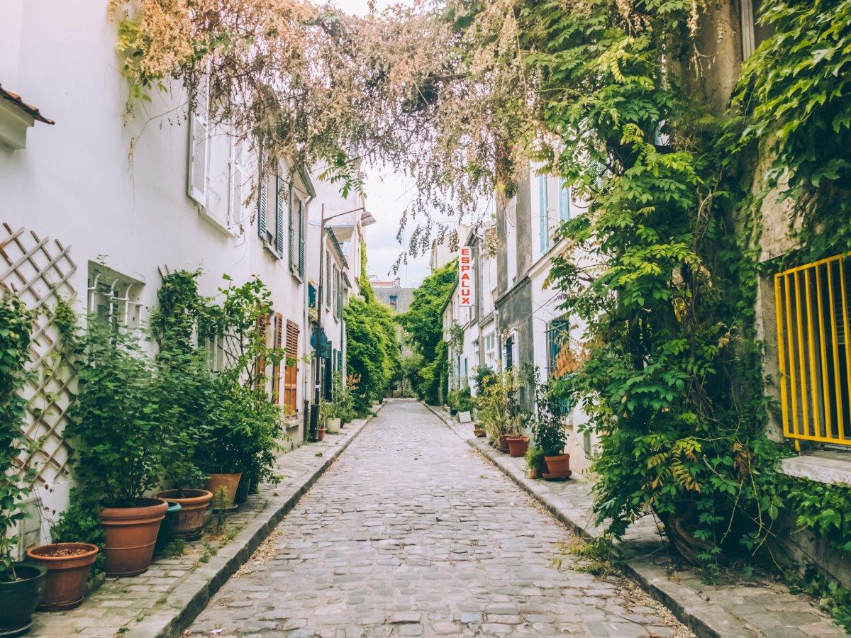 Οδός Θερμοπυλών Παρίσι