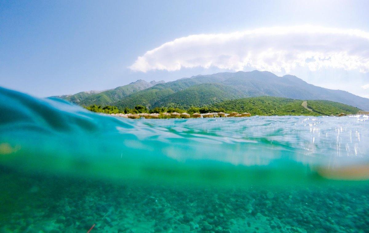Σαμοθράκη πιο πράσινο νησί κι από βουνό