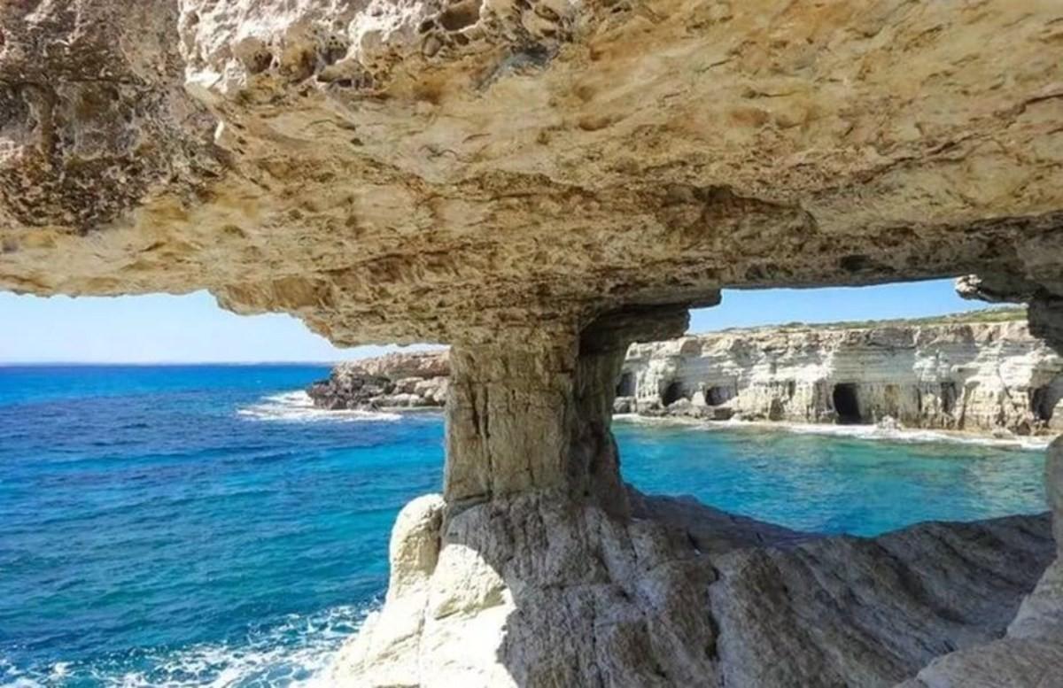 Σπηλιές στην Αγία Νάπα, Κύπρος