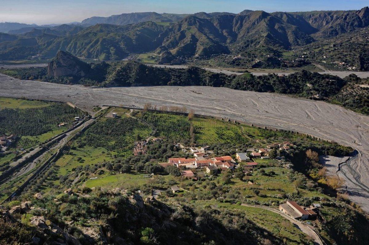 Αmendolea  ελληνόφωνα χωριά Σικελία