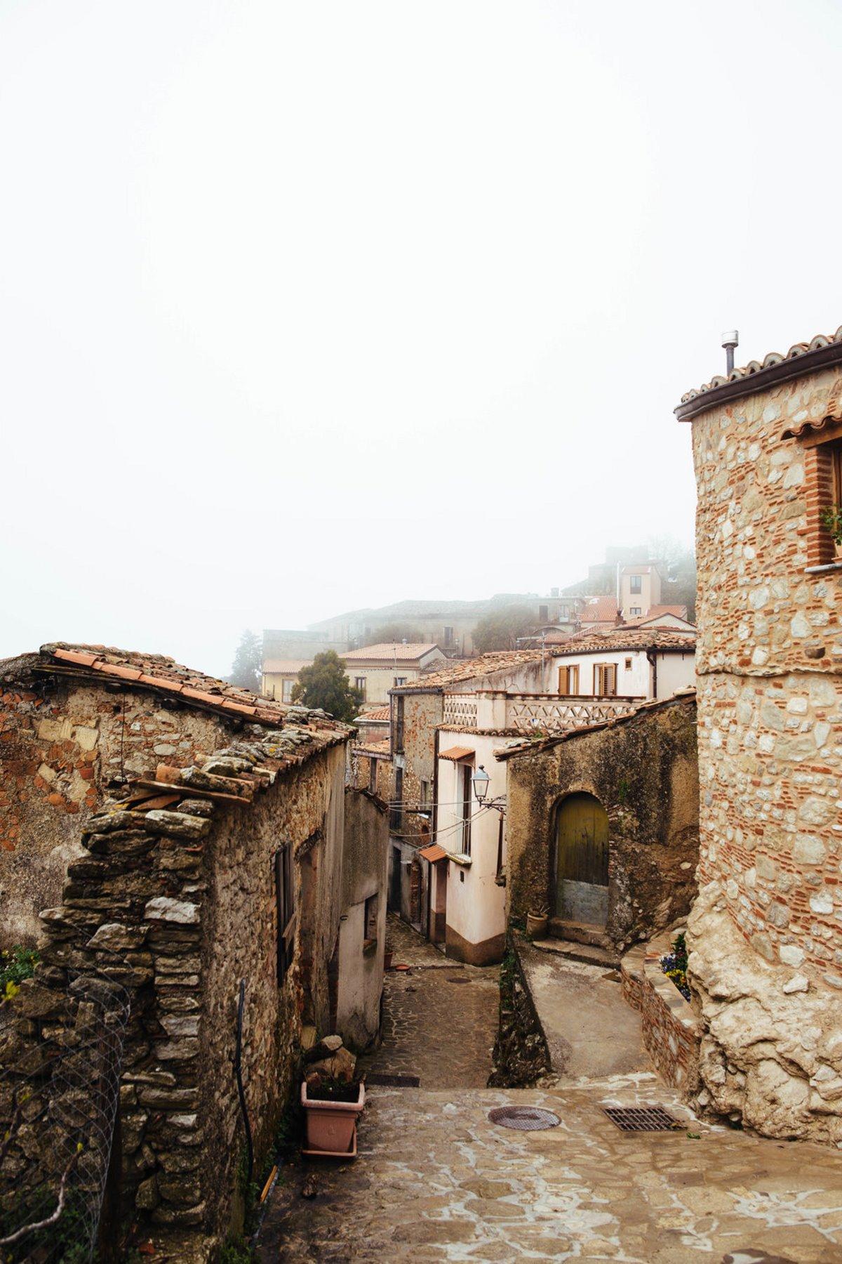 Βοva ελληνόφωνα χωριά Σικελία Μεγάλη Ελλάδα