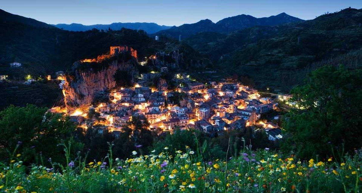Palizzi χωριά ελληνικά Ιταλία