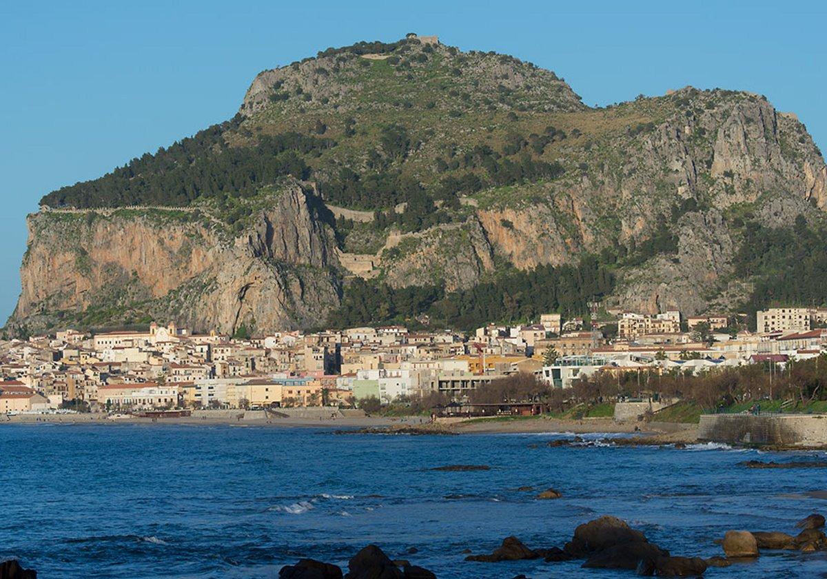 Rocca di Trago ελληνόφωνα χωριά Σικελία