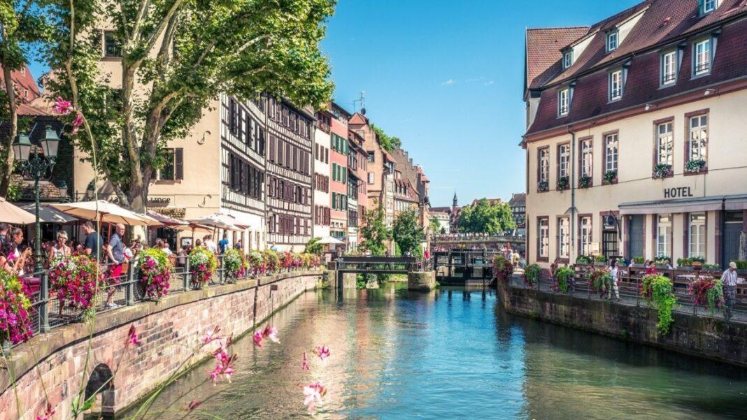 Στρασβούργο πόλη