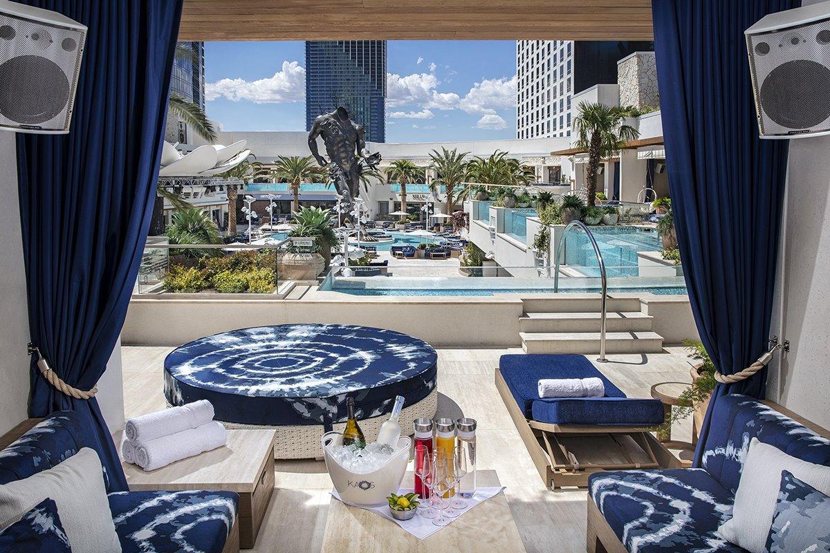 Palms Casino Resort, Λας Βέγκας