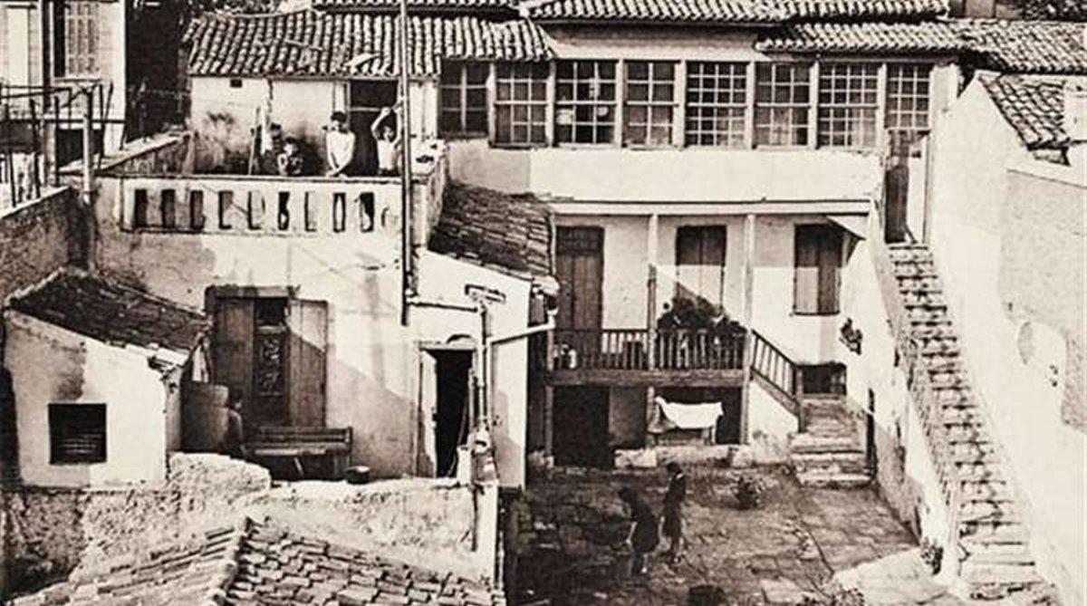 Το σπίτι των Κοκοβίκων στην οδό Τριπόδων