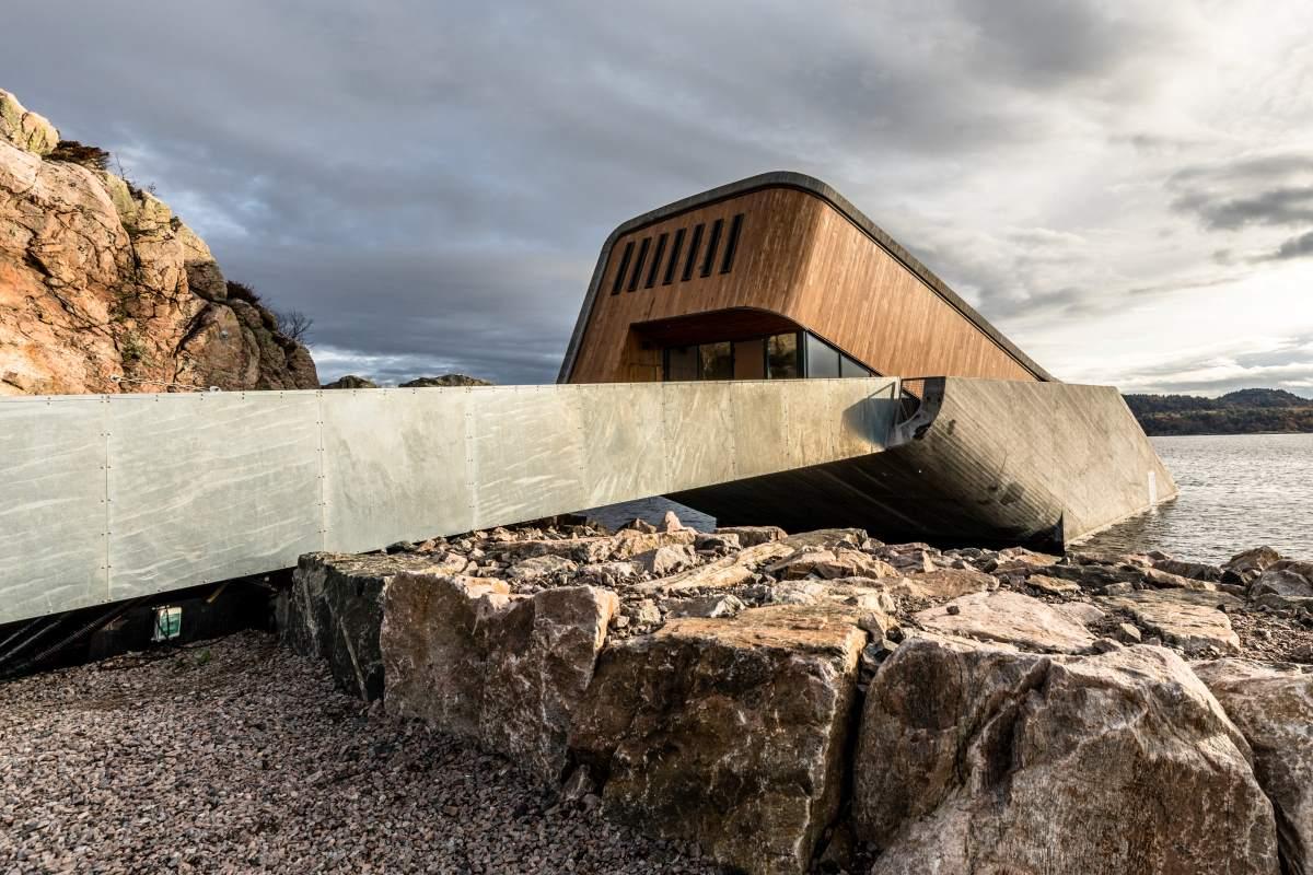 Under, Νορβηγία  το πιο Instagrammable εστιατόριο στον κόσμο