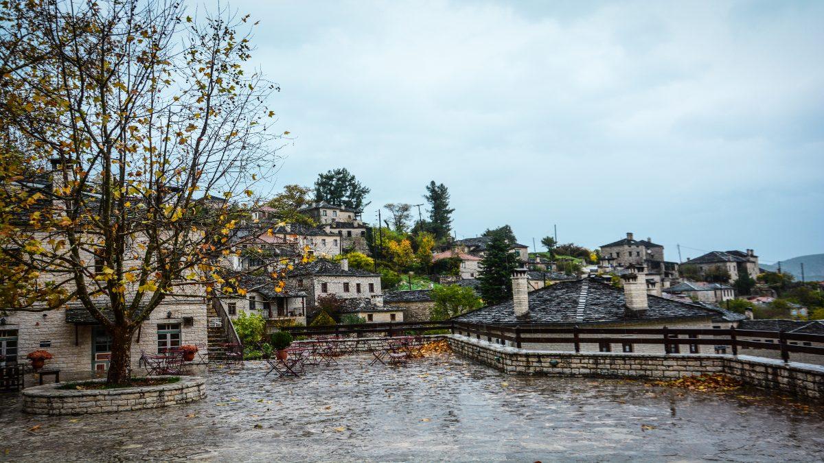 ορεινά ελληνικά χωριά, Βίτσα