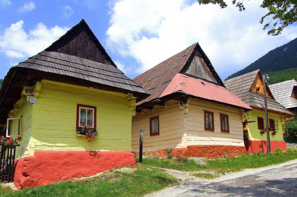 Vlkolínec, Σλοβακία