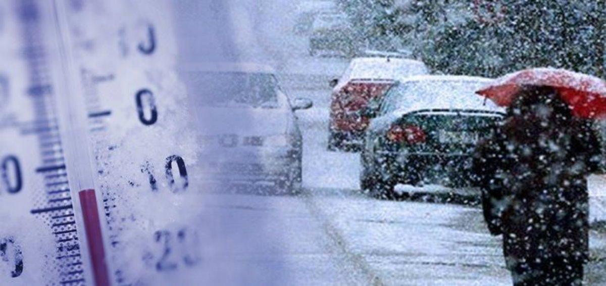 δριμύς χιονιάς Καλλιάνος