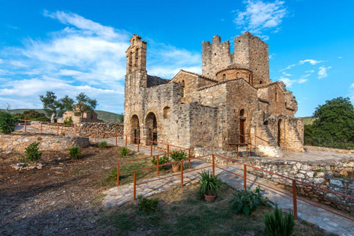 Χρύσαφα Λακωνίας: Το όμορφο χωριό του 12ου αιώνα με ιστορικό παρελθόν - Προπύργιο της Βυζαντινής Αυτοκρατορίας...