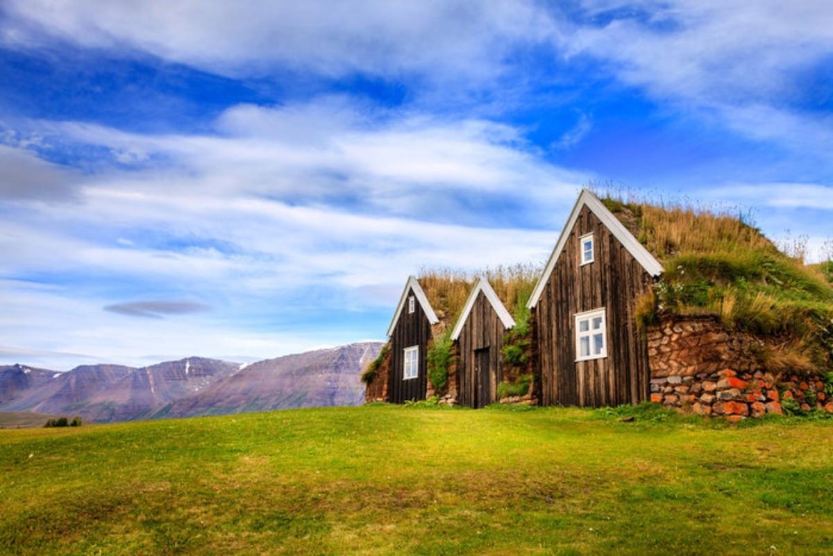 χωριό Χοφ, Ισλανδία