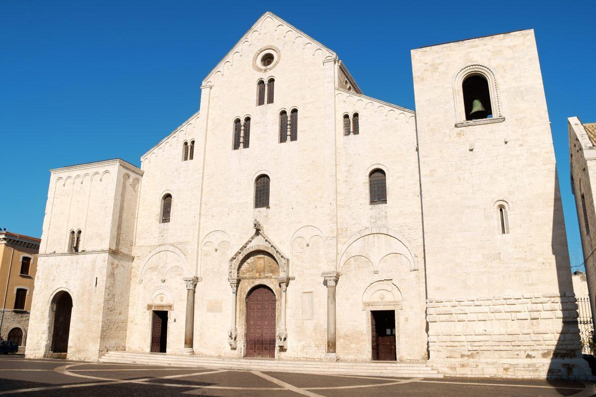 Basilica di San Nicola, Μπάρι