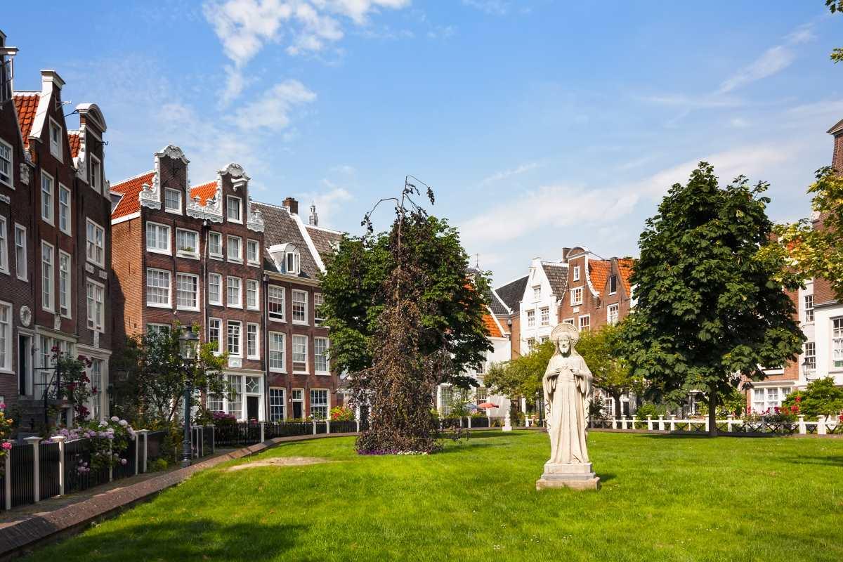 Άμστερνταμ,  Begijnhof