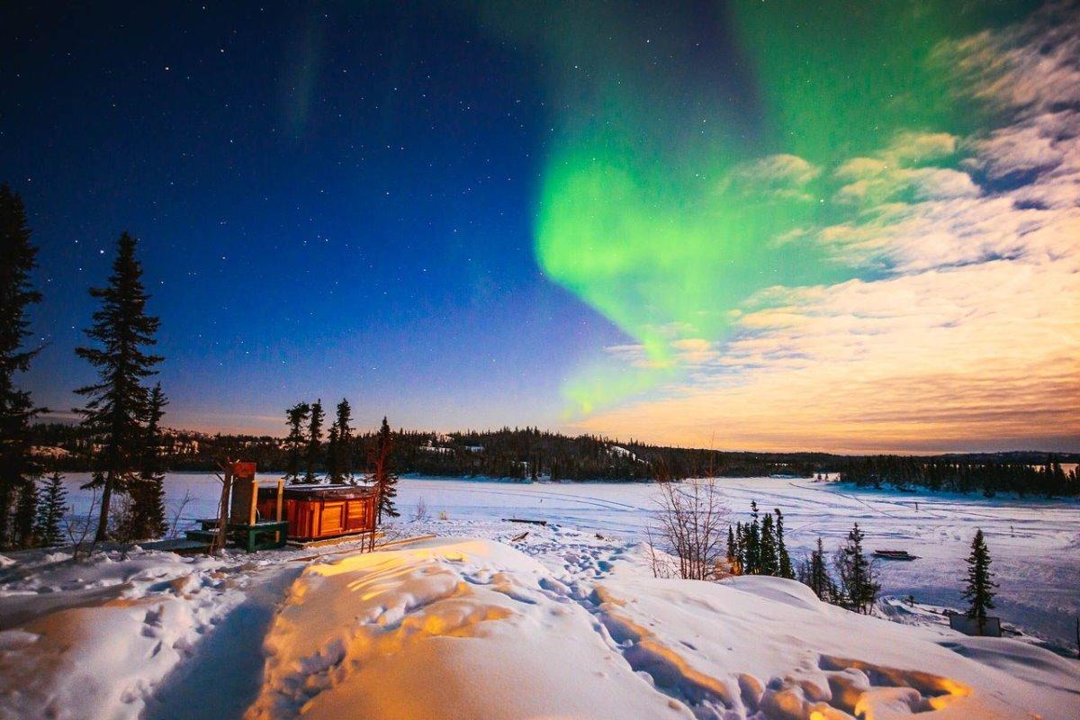 Blachford Lake Lodge, Καναδάς