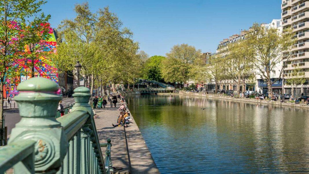 5 ψαγμένες γειτονιές της Ευρώπης /Canal St. Martin
