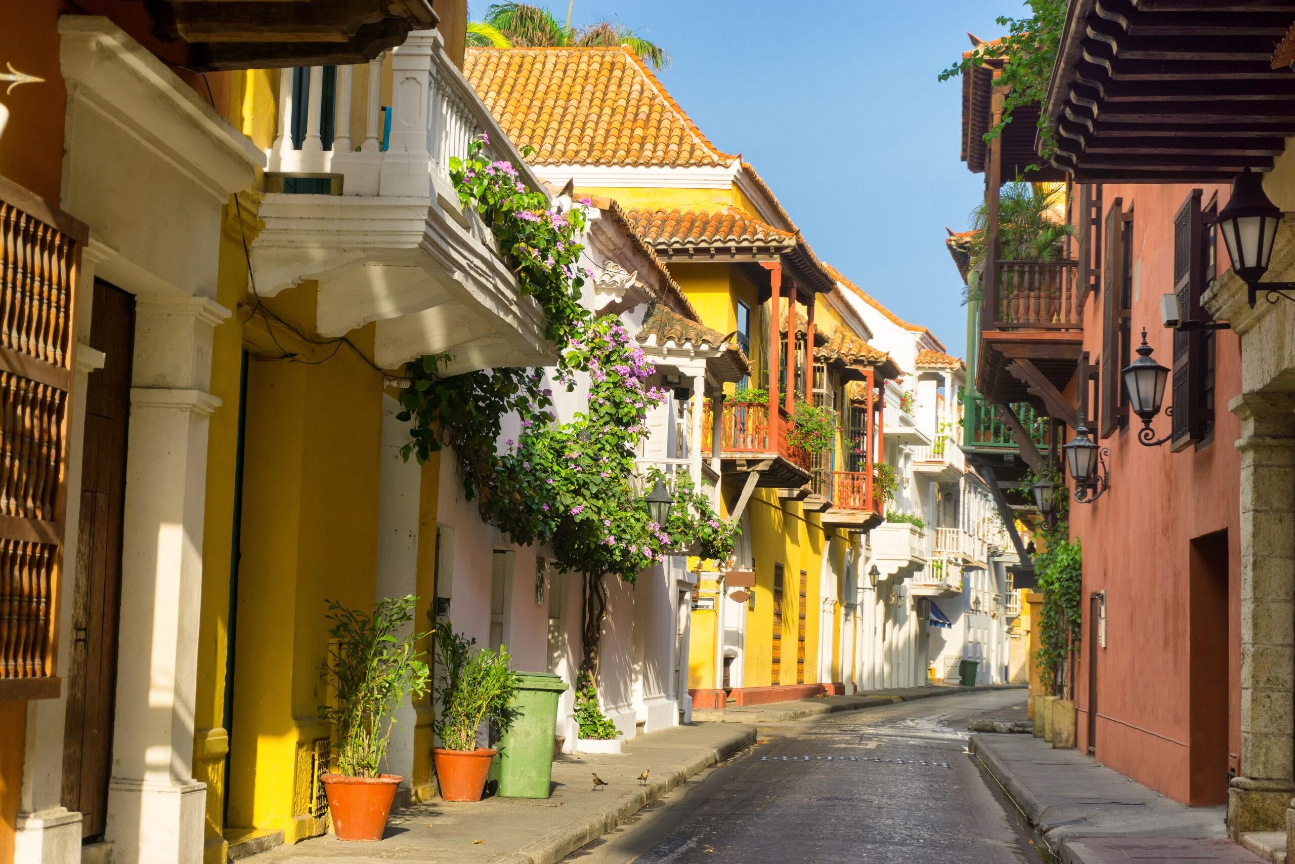 Cartagena (Kαρταχένα), Κολομβία
