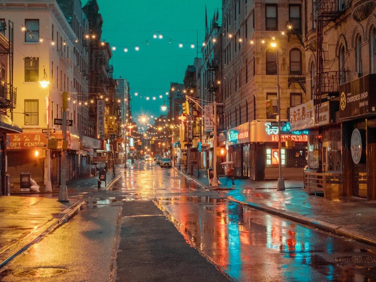 Chinatown Νέα Υόρκη