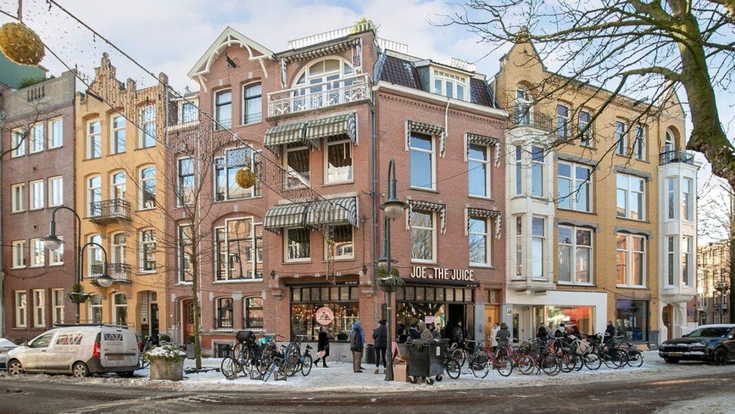 Cornelis schuytstraat γειτονιά Άμστερνταμ