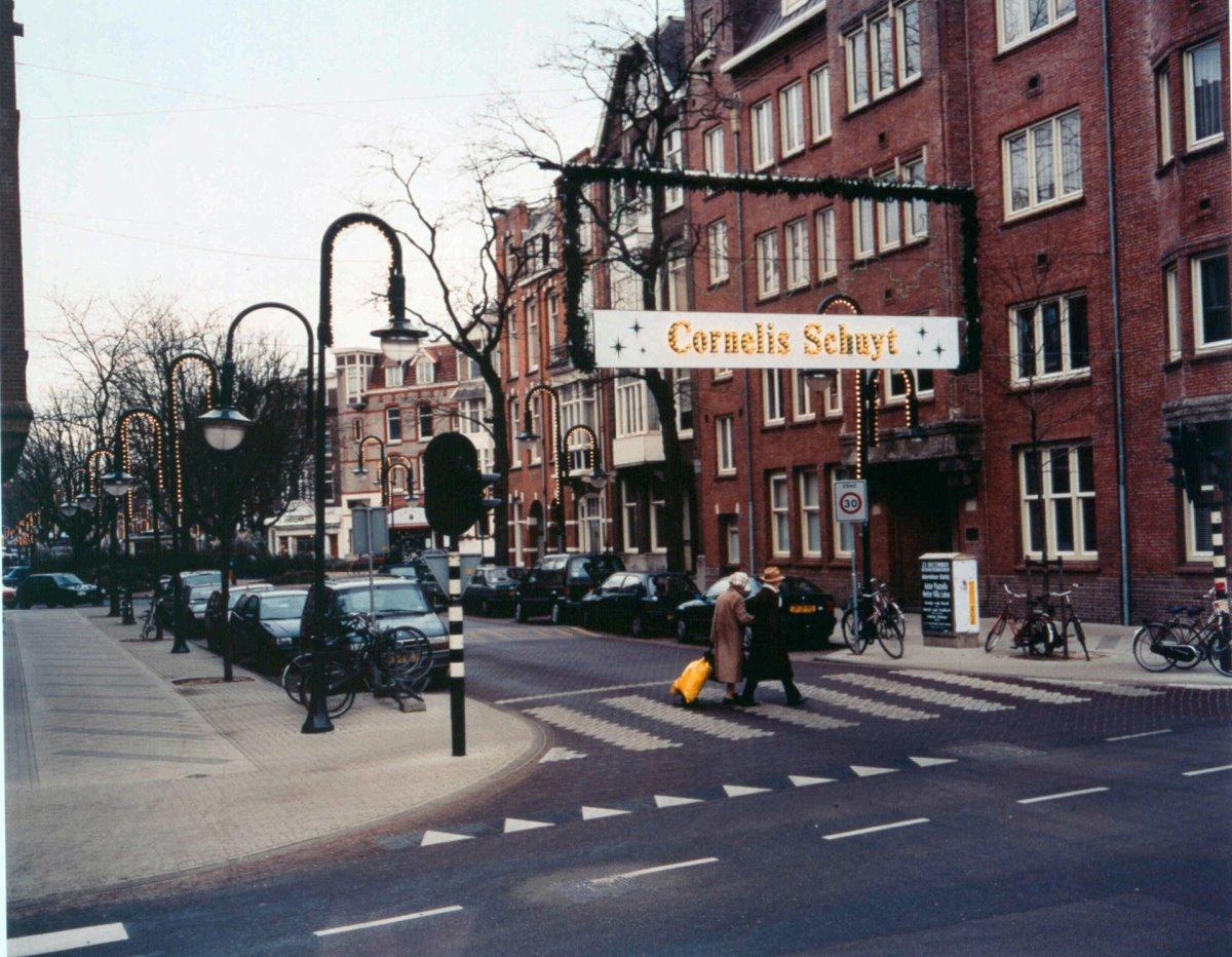 Cornelis Schuytstraat στο Άμστερνταμ
