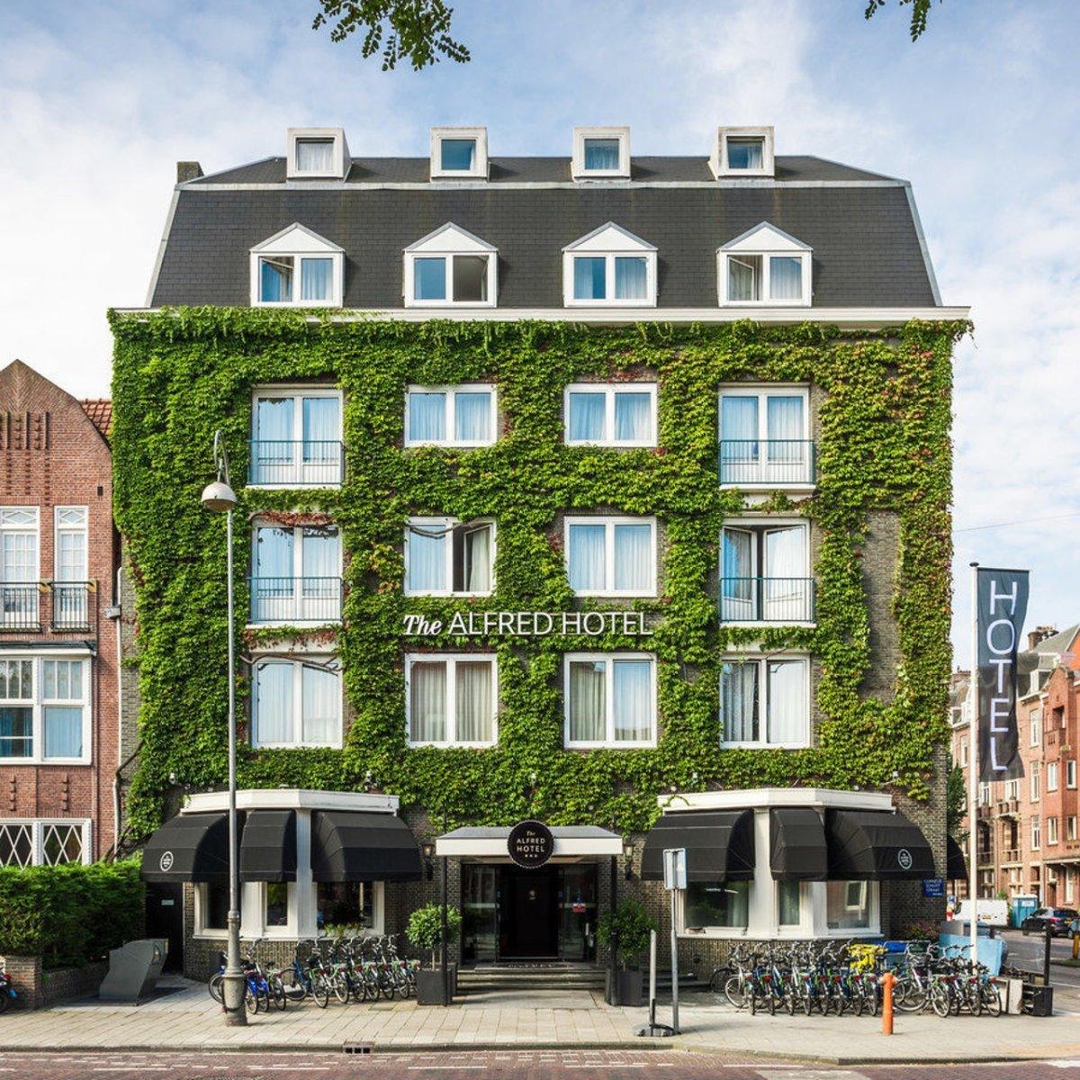Ξενοδοχείο στην οδό Cornelis Schuytstraat