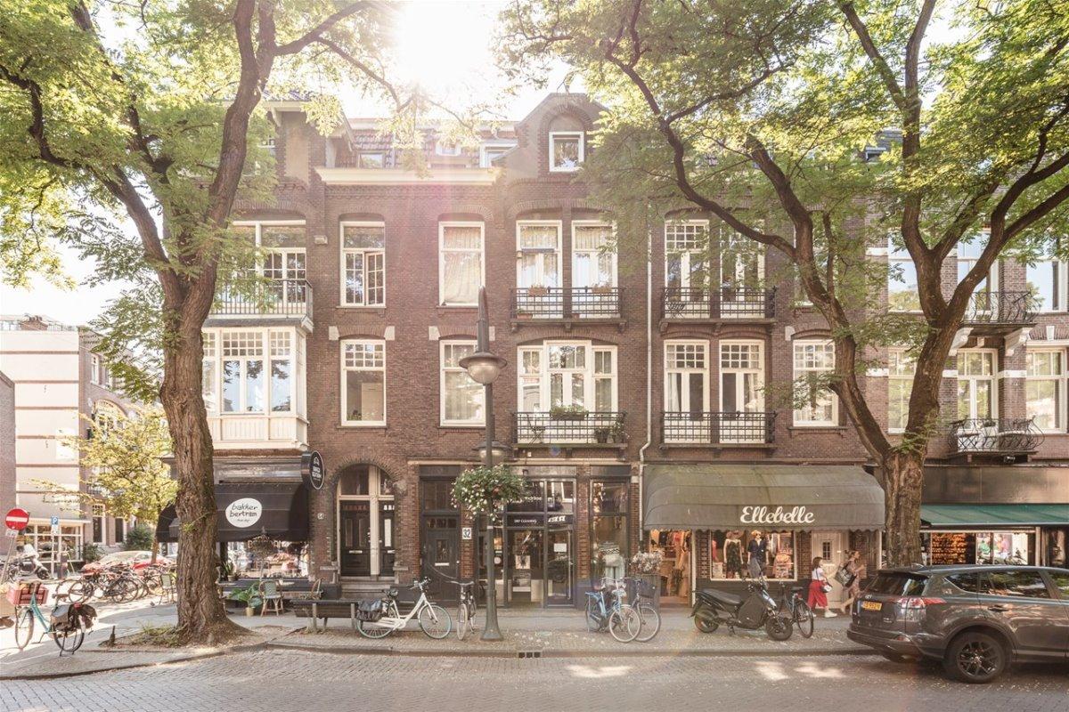Cornelis Schuytstraat Άμστερνταμ σνομπ γειτονιά