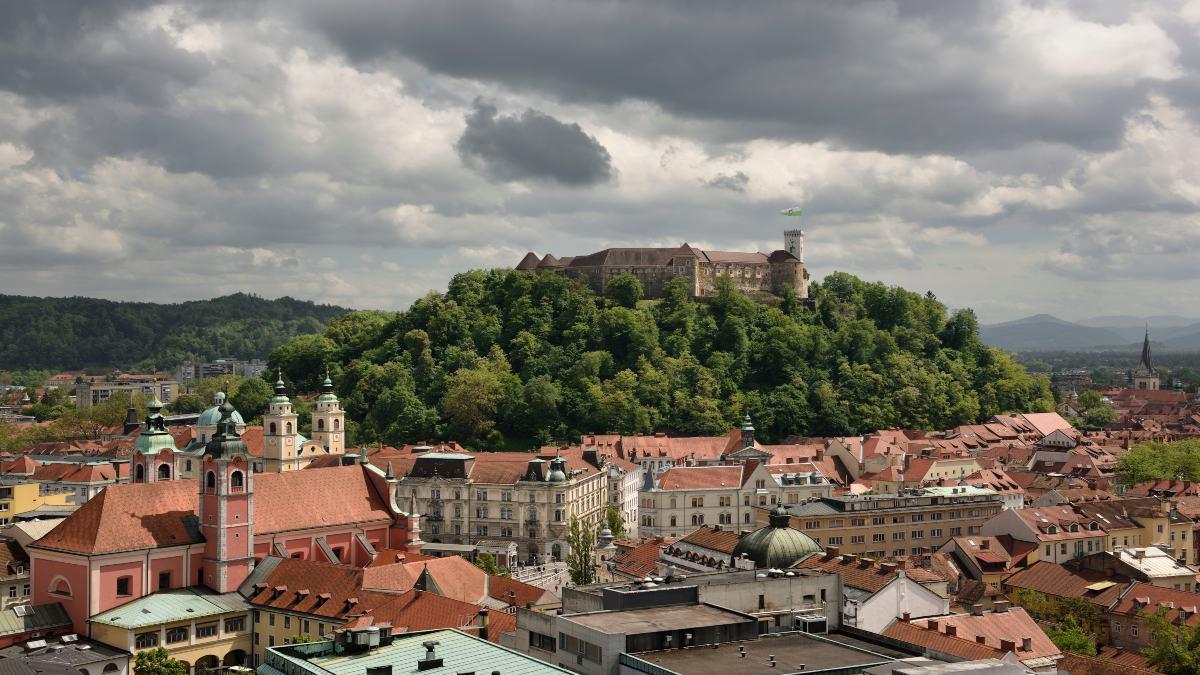 Κάστρο της  Λιουμπλιάνα