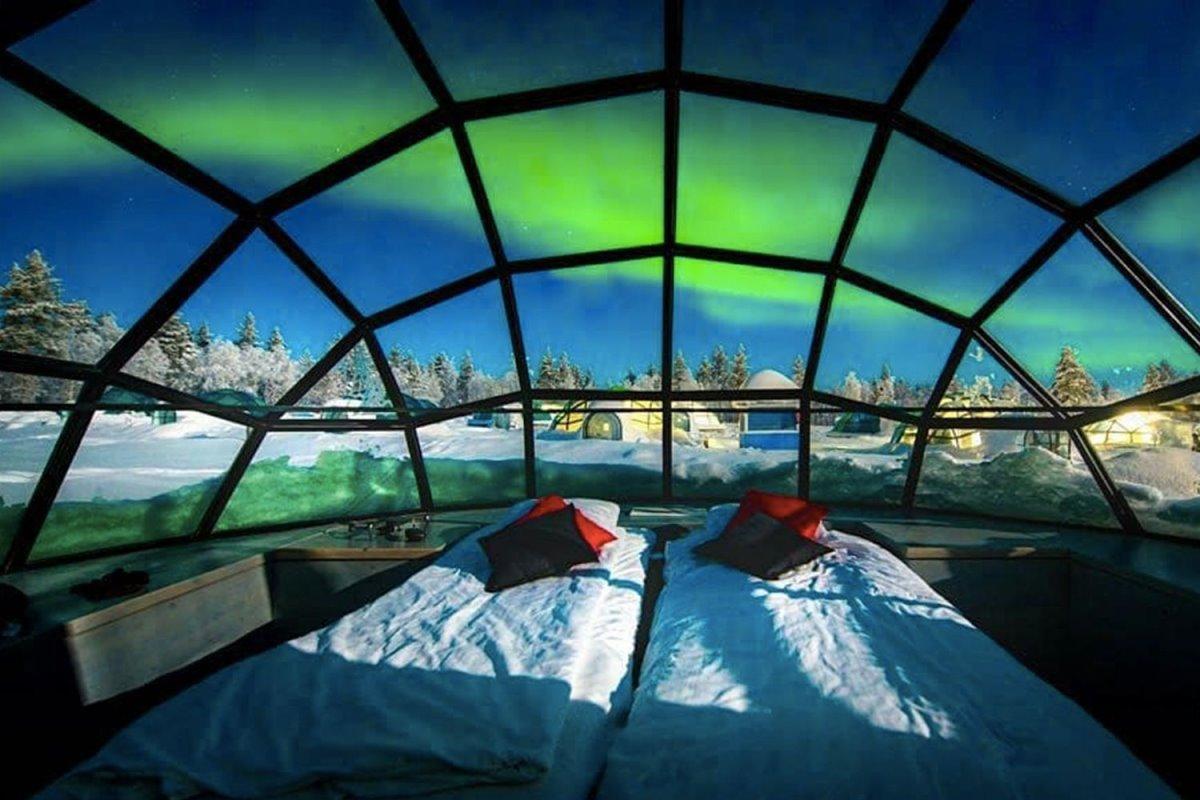 Hotel Kakslauttanen, Φινλανδία
