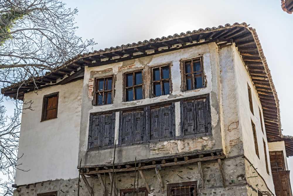 Καστοριά Ντολτσό  παλιό σπίτι