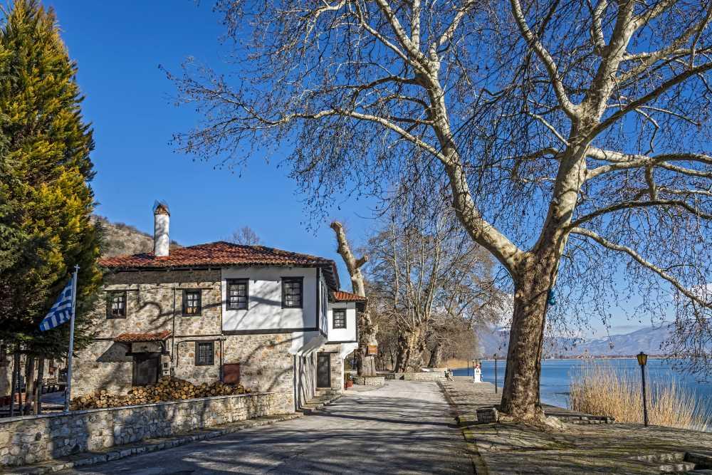 Καστοριά Ντολτσό  - δρόμος